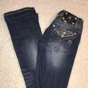 Miss Me Jeans Boot Cut 24 Signature Rise